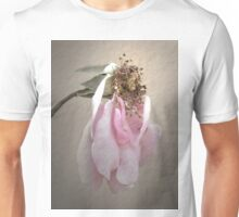 Today, I'm Not So Pretty - Image and Poem Unisex T-Shirt