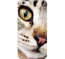 Tiggs Close Up iPhone Case/Skin