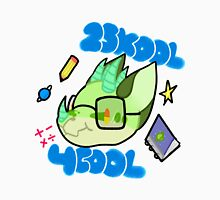 2SKOOL 4COOL (original character) Unisex T-Shirt