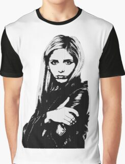Buffy the Vampire Slayer - Buffy Summers Graphic T-Shirt