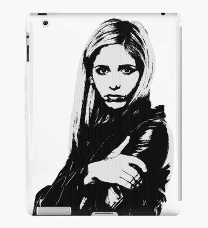Buffy the Vampire Slayer - Buffy Summers iPad Case/Skin