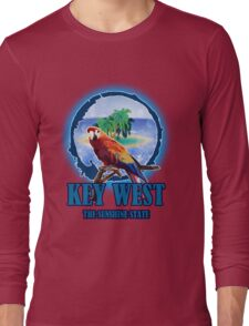The Sunset State Of Key West Long Sleeve T-Shirt