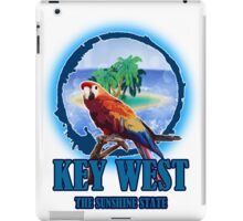 The Sunset State Of Key West iPad Case/Skin