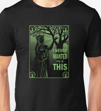 Keyleth's Confession Unisex T-Shirt