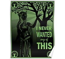 Keyleth's Confession Poster