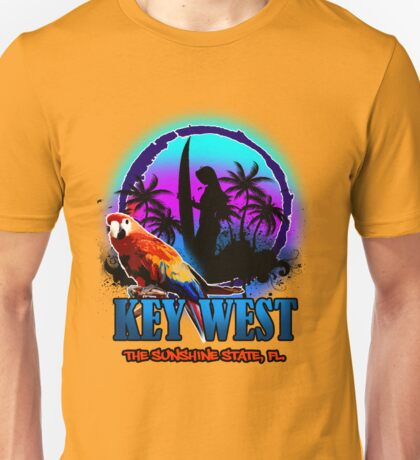 Key West Water Sport Unisex T-Shirt