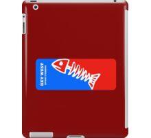 Key West Fish Hunter iPad Case/Skin