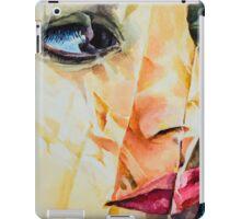 CRINKLE PORTRAIT iPad Case/Skin