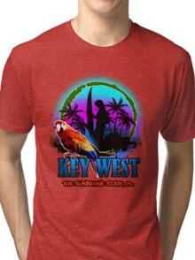 Key West Paradise Tri-blend T-Shirt