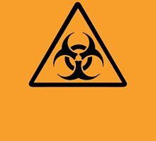 Biohazard - unichrome black Unisex T-Shirt