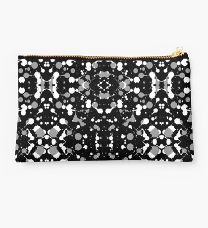 Marble Tears, Black Studio Pouch
