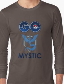 Pokemon Go - Go Mystic! Long Sleeve T-Shirt