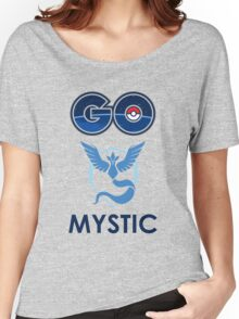 Pokemon Go - Go Mystic! Women's Relaxed Fit T-Shirt