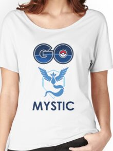 Pokemon Go - Go Mystic! Women's Relaxed Fit T-Shirt