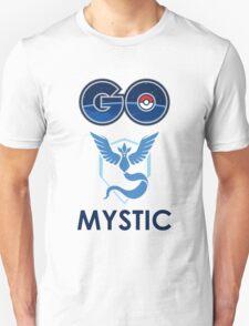 Pokemon Go - Go Mystic! Unisex T-Shirt