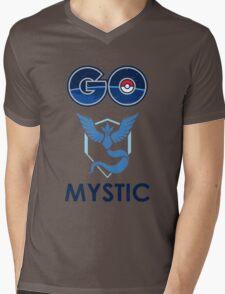 Pokemon Go - Go Mystic! Mens V-Neck T-Shirt