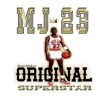 Michael Jordan by DWPickett