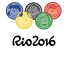 Olympic - Charlie Brown Photographic Print