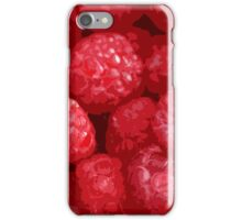 Raspberries  iPhone Case/Skin