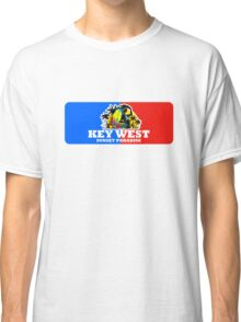 Key West Sunset Island Classic T-Shirt