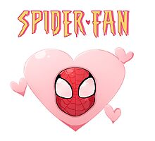 Spider-Fan Photographic Print