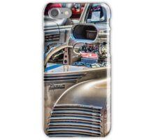 Sliver Hotrod iPhone Case/Skin