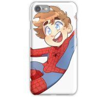 Little Hero- Peter iPhone Case/Skin