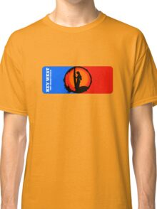 The Sunset Of Key West Classic T-Shirt