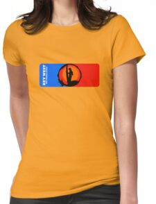 The Sunset Of Key West Womens Fitted T-Shirt