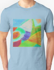 Summer In A Boat  Unisex T-Shirt