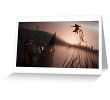 InFamous SecondSon Stuff Greeting Card