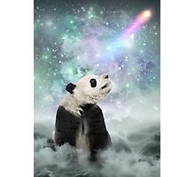 My Thoughts are Stars • (Panda Dreams / Color 2) Photographic Print