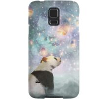 Let Your Dreams Take Flight • (Panda Dreams 2 / Color 2) Samsung Galaxy Case/Skin