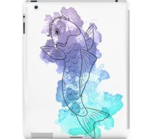 Koi Water Colours: Serene iPad Case/Skin