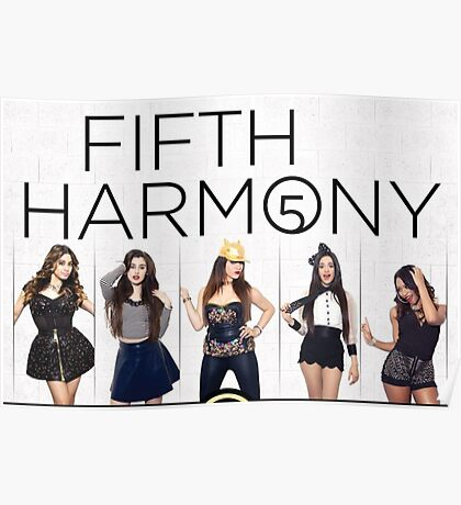Fifth Harmony 5TAC Poster
