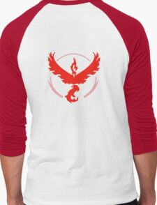 Pokemon GO - Team Valor MERCH Men's Baseball ¾ T-Shirt