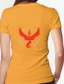 Pokemon GO - Team Valor MERCH Womens Fitted T-Shirt