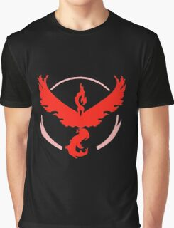 Pokemon GO - Team Valor MERCH Graphic T-Shirt