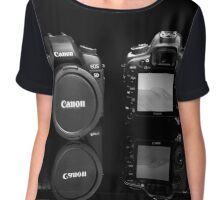 Canon EOS 5D Mark III Chiffon Top