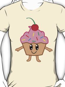A Cute Little Cupcake T-Shirt