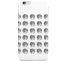 'moon mania' iPhone Case/Skin