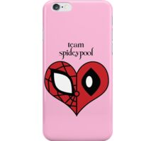 Team Spideypool iPhone Case/Skin