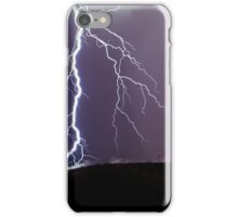Mother Natures Fury iPhone Case/Skin