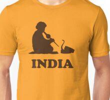 India Snake Charmer t-shirt Unisex T-Shirt