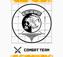 Metal Gear Solid MSF Combat Team Shirt Unisex T-Shirt