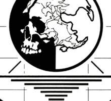 Metal Gear Solid MSF Combat Team Shirt Sticker