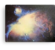 Spacey Space Canvas Print