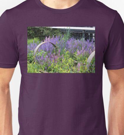 Enjoying the High Line Unisex T-Shirt