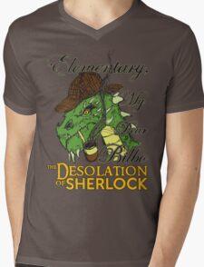 The Desolation of Sherlock Mens V-Neck T-Shirt