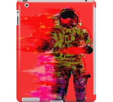 Red Space iPad Case/Skin